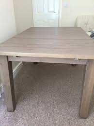 ikea extendable table in caerphilly gumtree