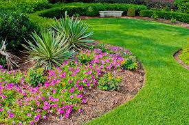 collection easy care garden design photos lighting