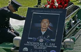 truck driver charged with killing lapd officer in beverly hills