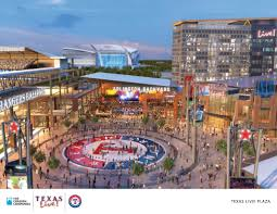 lexus texas rangers tickets construction starting next week on 250 million texas live