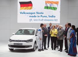 volkswagen pune volkswagen india eyes speedy growth in exports