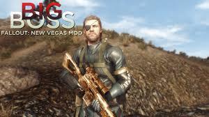 Fallout New Vagas Porn - fallout new vegas big boss mod youtube