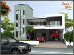 Housedesign 4 Bedrooms Duplex 2 Floors Home Area 90m2 6m X 15m Click Link