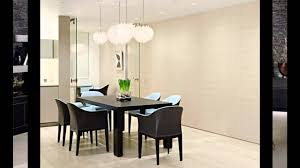 elegant modern dining room decorating ideas youtube