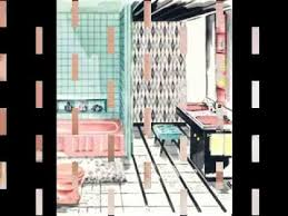 Pink Tile Bathroom Pink Tile Bathroom Decorating Ideas Youtube