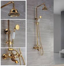 Gold Bathroom Faucets Agualights Agdrs04 Traditional Antique Gold Design Bathroom