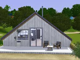 mod the sims modern beach house 15x20 no cc