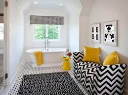 black and yellow bathroom ideas black and yellow bathroom decor home design ideas and pictures