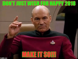 Generate A Meme - picard make it so meme generator imgflip