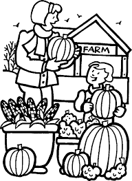 preschool fall coloring pages kids coloring