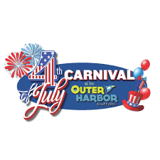 of july carnival at the outer harbor
