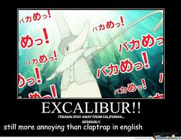 Soul Eater Excalibur Meme - soul eater by kuro28 meme center