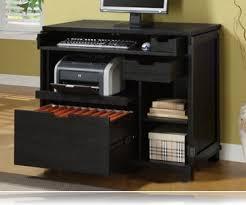 Hide Away Computer Desk Hide Away Black Workstation Computer Desk Computer Desks Coaster