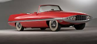 rare cars very rare chrysler concept car of the 1950s