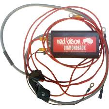 diamondback smart heated windscreen wiring kit paddock spares