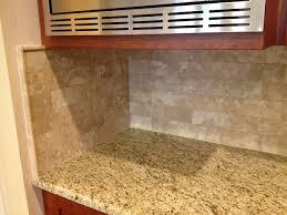 installing travertine tile backsplash home decor best 25