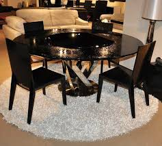 lazy susan dining table round table with lazy susan dining room decoration in round dining