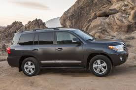 2015 toyota land cruiser reviews and rating motor trend