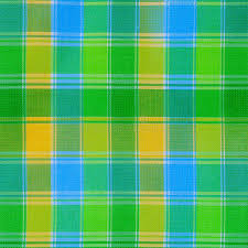 texture of green plaid fabric stock photo image 45966902