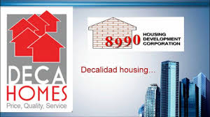 developer 8990 housing development corporation pag ibig rent to