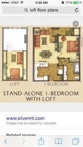 susans tiny cottage studio loft floor plan womans 469 sq ft tiny