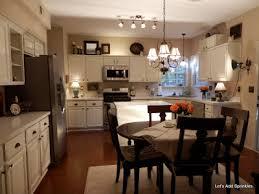 Chandelier In The Kitchen Let U0027s Add Sprinkles October 2012