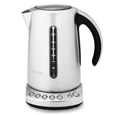 Grey Kettle And Toaster Breville Variable Temperature Tea U0026 Coffee Kettle Williams Sonoma
