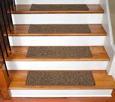 how to install vinyl stair treads over carpet carpet stair tread