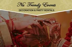 local party rentals nu trendz events decoration party rentals event decorator