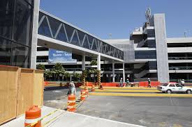 San Diego Airport Terminal Map by Cross Border Airport Bridge To Link Tijuana With San Diego The