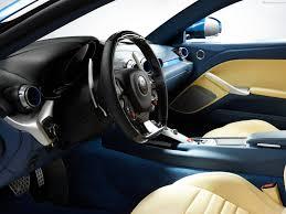 F12 Berlinetta Interior Ferrari F12 Berlinetta Lusso By Touring 2015 Picture 16 Of 50