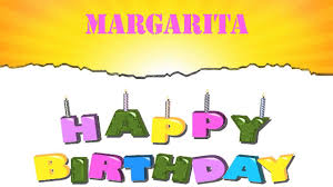 margarita clip art margarita wishes u0026 mensajes happy birthday youtube