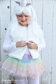 Unicorn Halloween Costumes by How To Make An Easy Unicorn Costume For Kids Unicorn Halloween