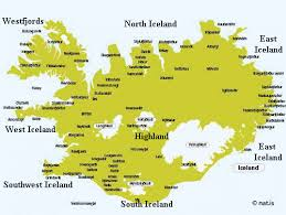 iceland map maps of iceland archives nat