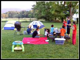 backyard campout birthday party fun backyard campout ideas