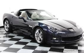 used 2013 corvette 2013 used chevrolet corvette certified corvette grand sport 3lt