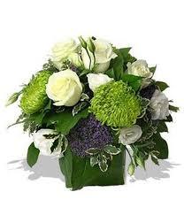 white flower arrangements modern and white green flower arrangement in vase í húsi