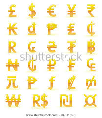 currency symbols stock images royalty free images vectors