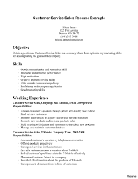 exles of resumes for customer service sle resume for customer service rep resume for study