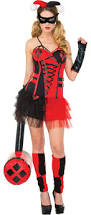 women u0027s harley quinn costume accessories party city