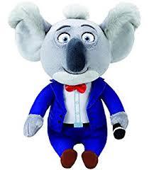 Singing Stuffed Animals Ty Sing Mike Plush Regular Toys