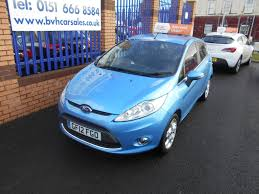 ford fiesta 1 4 zetec 16v 5dr manual for sale in birkenhead bvh
