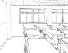 Interior House Drawing How To Draw A Room In Perspective Interior Home Designs