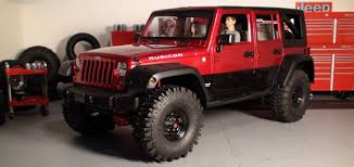 jeep jku truck conversion custom jeep jk wrangler unlimited hardbody scale rc truck video