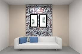 design wallpaper with white back ground home design home decor