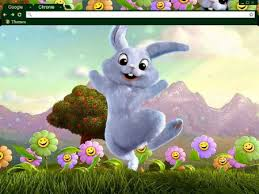 theme google chrome rabbit 24 best easter themes chrome firefox ie desktop wallpapers