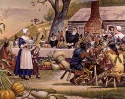 an awesome new spin on the meaning of thanksgiving going on a