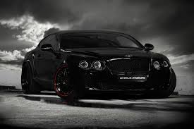 black bentley bentley continental gt ultrasports 702 wallpaper