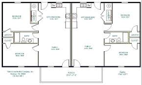 1 bedroom cottage floor plans simple small house plans 1 bedroom duplex house plans best of