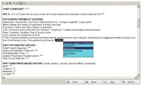 mental status exam template special emr templates help medical students learn u2013 consult qd